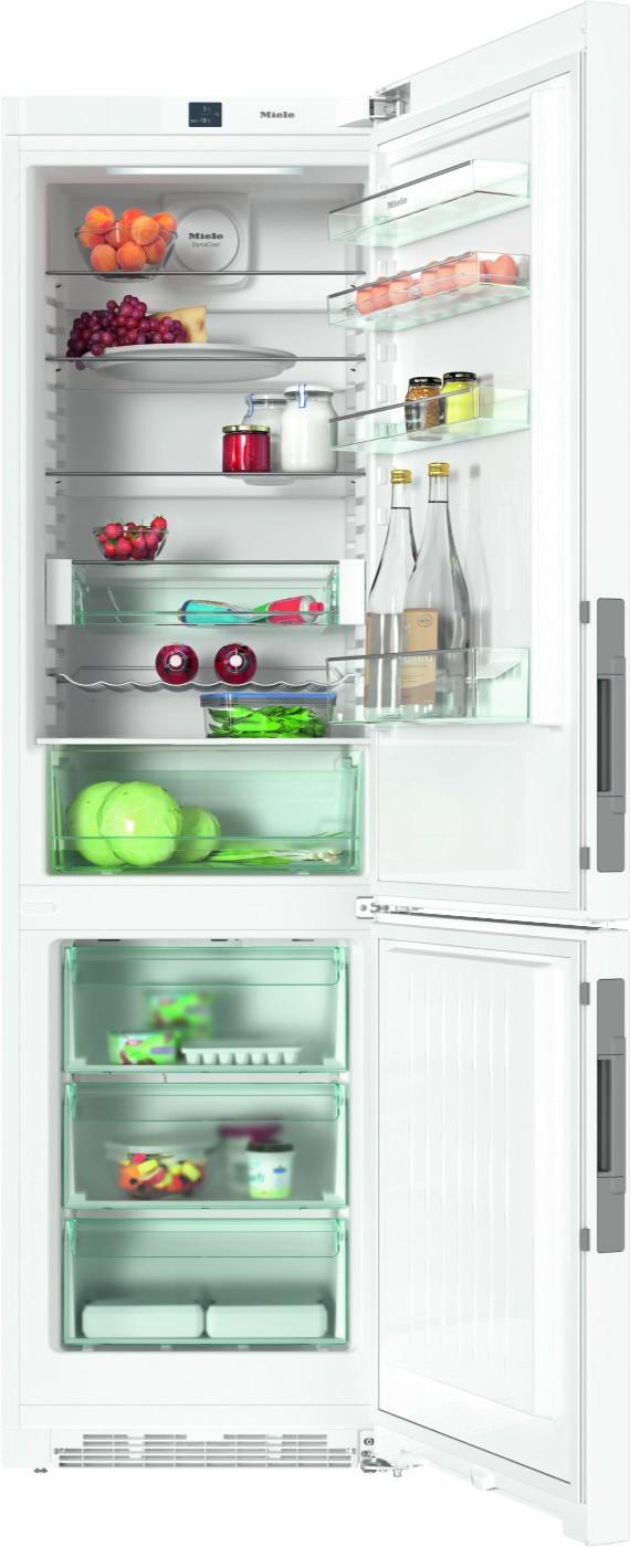 Холодильник-морозильник KFN29233D ws