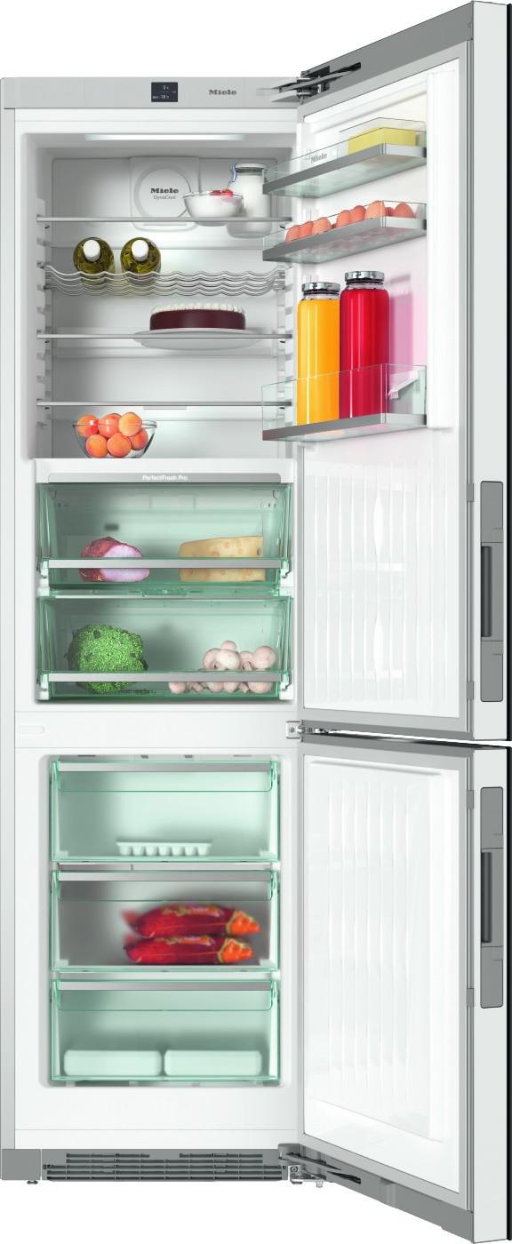 Холодильник-морозильник KFN29683D obsw