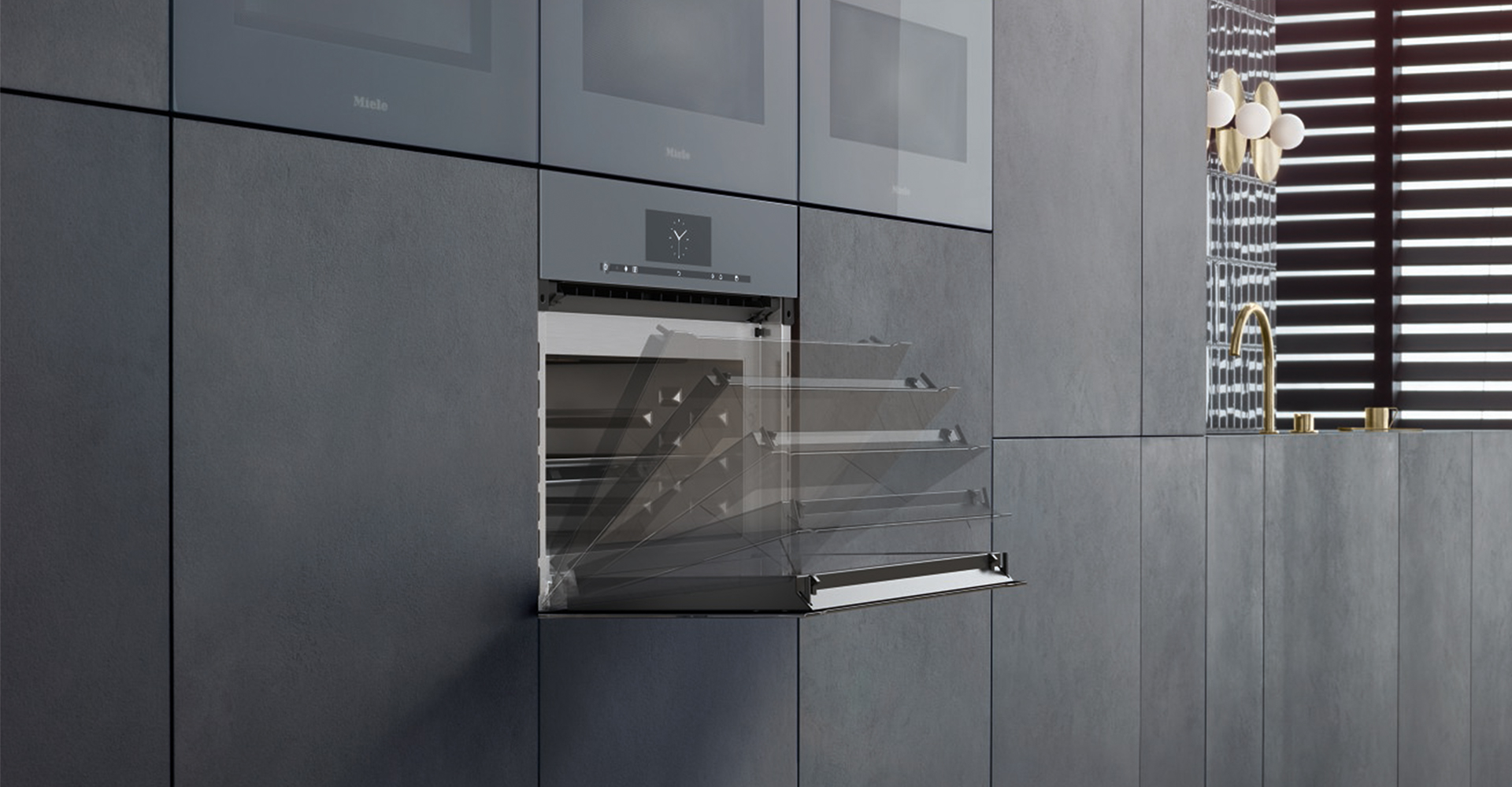 Miele ArtLine Touch2Open