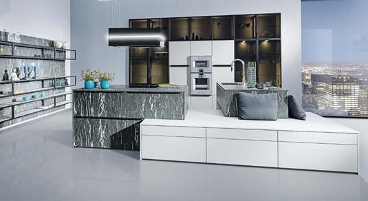 Marmor Design Konzept BEckermann Kuchen