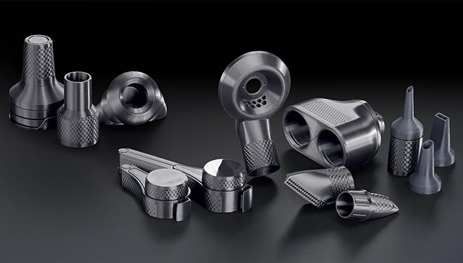 Полезные принадлежности, которые можно распечатать дома на 3D-принтере: Miele представляет проект 3D4U, состоящий из десяти моделей, которые можно превратить в домашние аксессуары. (Фото: Miele)